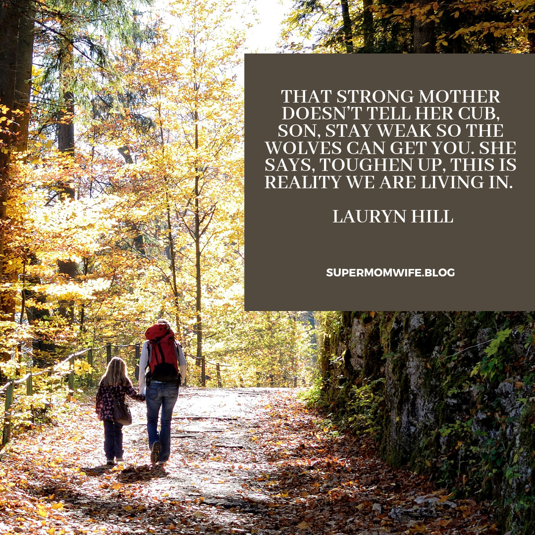 touching mom quotes about being strong
