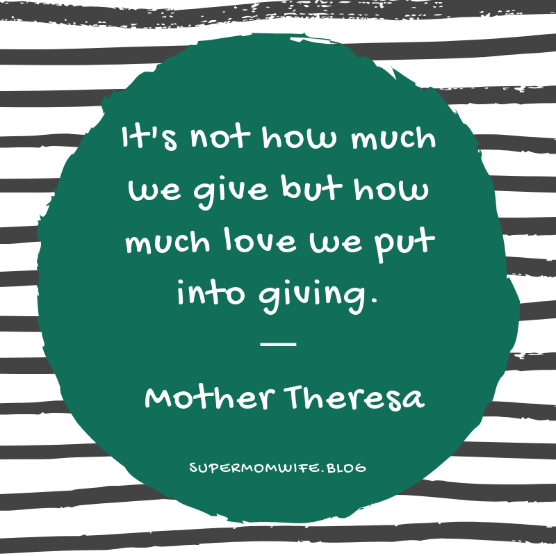 Quotes about giving why giving is the secret to success blog